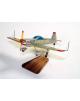 Maquette avion Breitling Cap 232 Shark Silver en bois