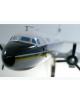 Maquette avion Douglas DC 6 UTA en bois