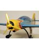 Maquette avion Breitling Eagles Sukhoi 29 en bois