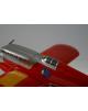 Maquette avion Fiat C29 en bois