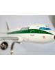 Maquette avion Airbus A319 Alitalia en bois