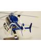 Maquette EC 145 en bois Gendarmerie Dragon 25