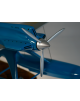 Maquette avion Bernard HV 120 en bois