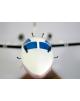 Maquette avion HFB 320 Hansajet en bois