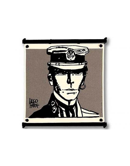 Corto Maltese de Hugo Pratt - Portrait -