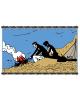 Corto Maltese de Hugo Pratt - Feu de camp bleu -