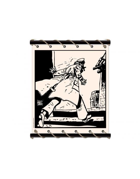 Corto Maltese de Hugo Pratt - Fuir -