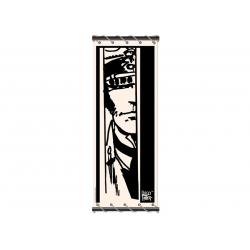Toile Corto Maltese de Hugo Pratt - Observateur -