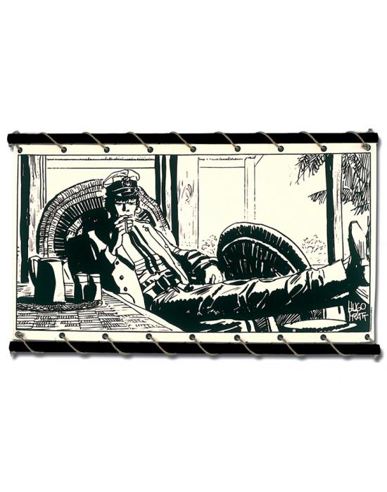 Corto Maltese de Hugo Pratt - Reflexion -