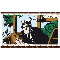 Corto Maltese de Hogo Pratt - Port Ducal -