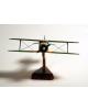 Maquette avion en bois du Beech Aircraft 17 Staggerwing Civil