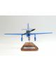 Maquette avion Caudron Rafale Helene Boucher en bois