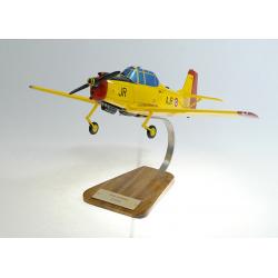 Maquette avion Nord 3202.B ESALAT en bois