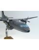 Maquette avion Casa CN 235 en bois