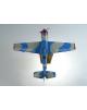 Maquette avion Yakovlev Yak 50 en bois