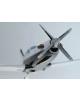 Maquette avion SOCATA TBM850 en bois