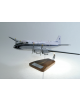 Maquette avion DH 114 Heron Air Paris en bois