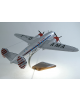Maquette avion Sud Ouest SO-30P Bretagne Air Algerie en bois