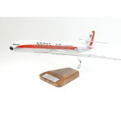 Maquette avion Caravelle Corsair 6 en bois