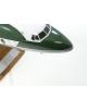 Maquette avion Vickers 808 Viscount AER Lingus en bois