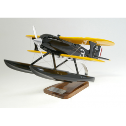 Maquette avion Curtiss R3C 2 Doolittle en bois