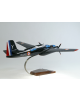 Maquette avion Douglas A 26 Invader en bois