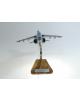 Maquette avion Alpha Jet Cazaux en bois