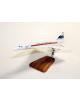 Maquette avion Concorde 001 en bois