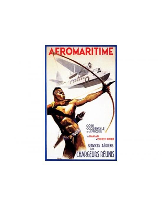 Aeromaritime / Afrique Occidentale