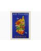 Affiche Air France / Corse