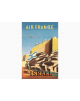 Affiche Air France / Israel
