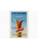 Affiche Air France / Sport d'hiver