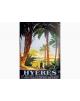 Affiche Hyeres