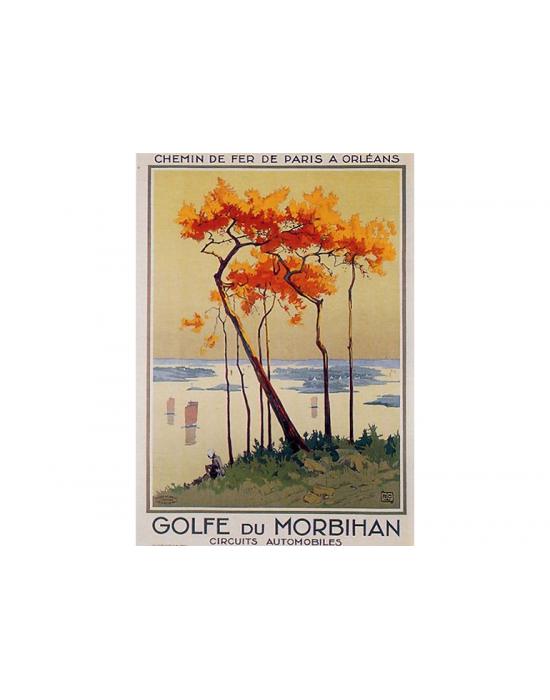 Affiche Morbihan