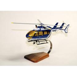 Maquette hélicoptère EC 145 Gendarmerie Dragon 25