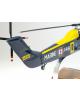 Maquette Sikorsky H 34 en bois