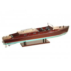 Maquette CRAFT RUNABOUT de luxe - 50cm -