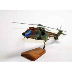 Maquette hélicoptère Super Puma AS.532 COUGAR