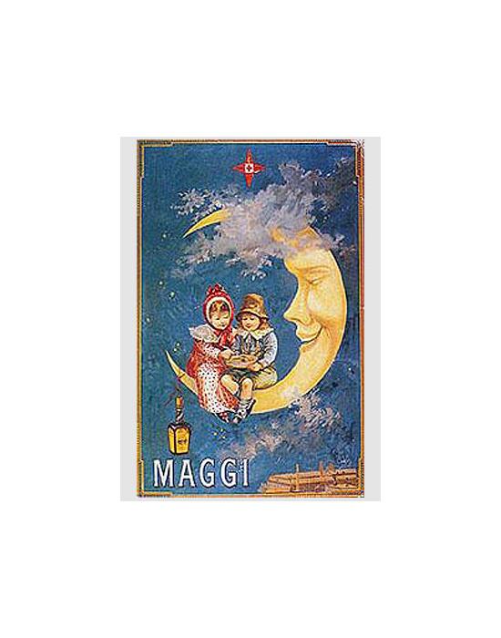 Affiche Maggi