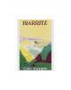Affiche Biarritz Cote Basque