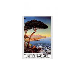 Affiche Saint Raphael