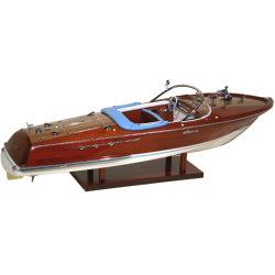 Maquette de collection RIVA SUPER ARISTON - 69cm -