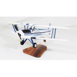 Maquette avion Stampe SV-4A en bois