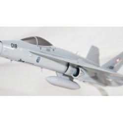 Maquette avion Le F/A-18Cs Hornet en bois