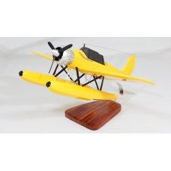 Maquette avion Arado Ar 196 en bois