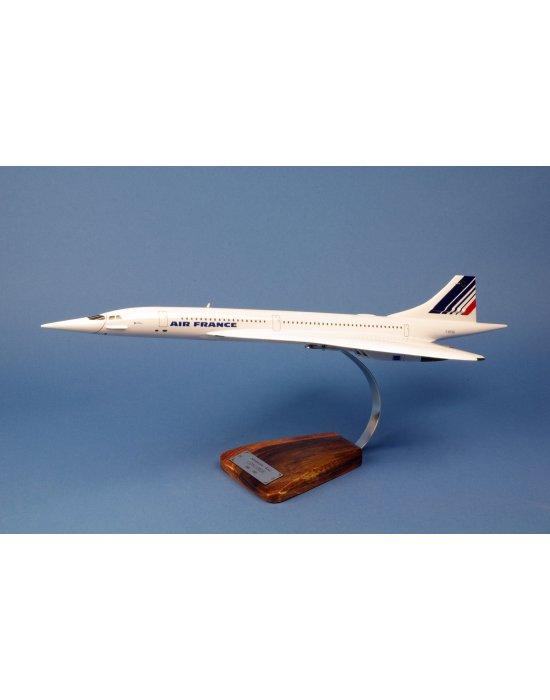 (Livraison fin Nov.2018)-Maquette avion Concorde F-BTSD Musée de L'air