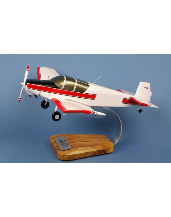Maquette avion Jodel D112 Civil en bois