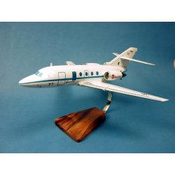 Maquette avion Falcon 200 Gardian marine en bois
