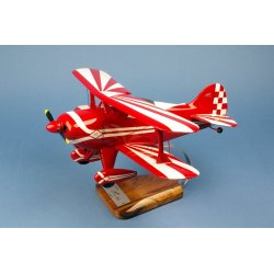 Maquette avion Pitts Special S.1 en bois