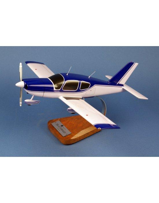 Maquette avion Tobago TB.10 en bois